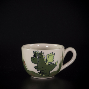 kleine tasse drache - katzentassen.de