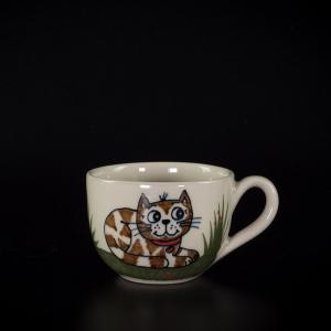 kleine tasse katze - katzentassen.de