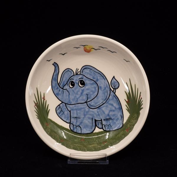 mueslischuessel halbhoch elefant - katzentassen.de