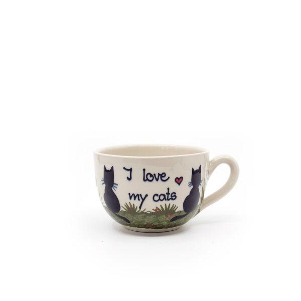 i love my cats - katzentassen.de